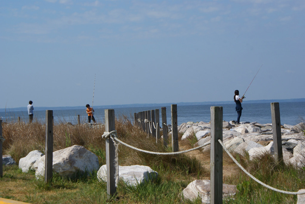 Outdoors st mary 39 s st mary 39 s county md tourism for Md fishing report point lookout