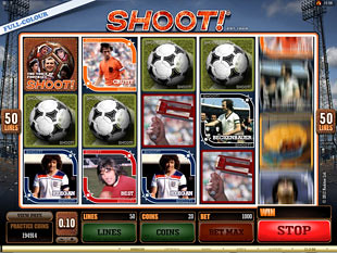 Shoot slot game online review