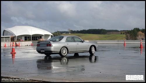R33 Skyline Sedan