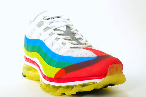 NIKE AIR MAX 95 WHAT THE MAX