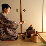 Japanese Tea Ceremony - Kyoto, Japan