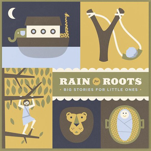Rain for Roots Album cover