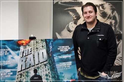 The Establishing Shot: Gareth Evans talks The Raid by Craig Grobler