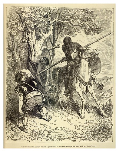004-The History of Don Quixote-1864-1867-Gustave Doré- Texas A&M University Cushing Memorial Library