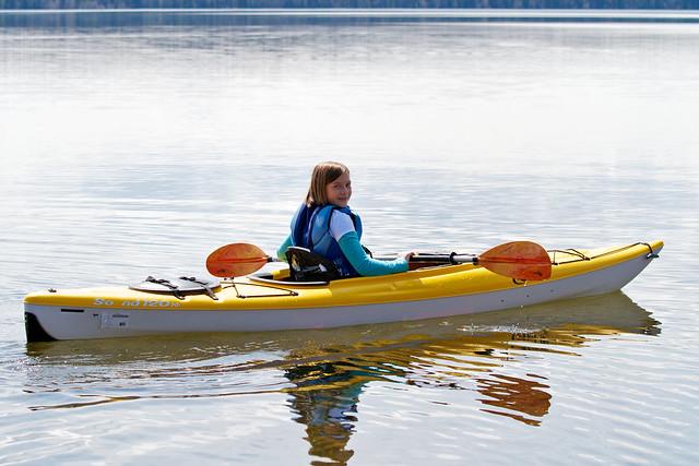 Hannah Kayak