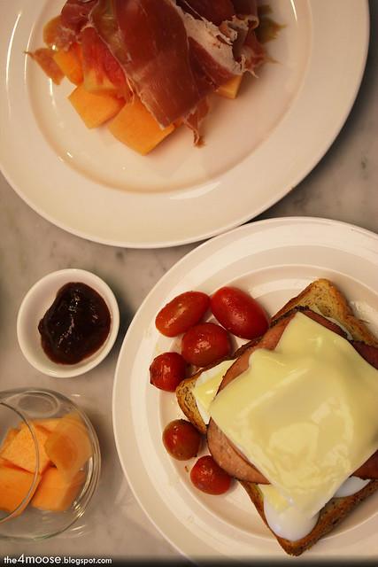 Anantara Bangkok Sathorn - Sandwich