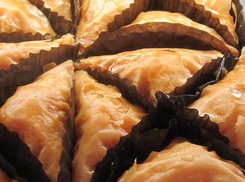 Baklava Pastries