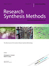 Research Synthesis Methods