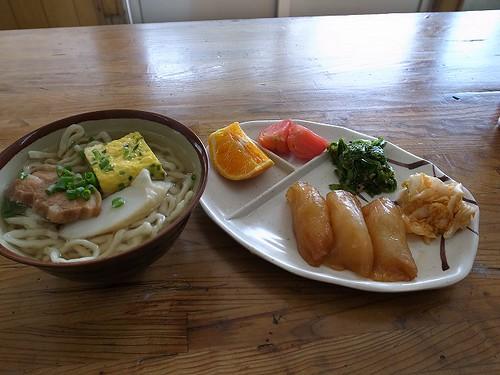 昼食 2012.05.01