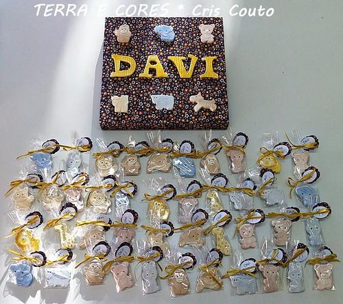 Lembrancinhas do Davi- Entrega by cris couto 73