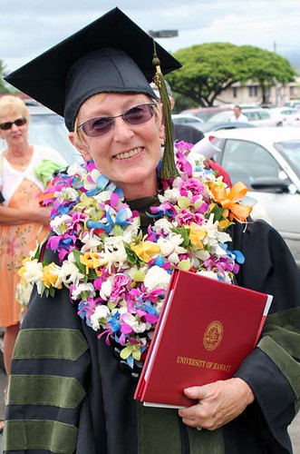 <p>A proud UH Hilo pharmacy graduate</p>