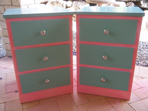 After: Drawers front!