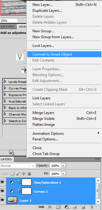 Adobe Photoshop - Smart Sharpen