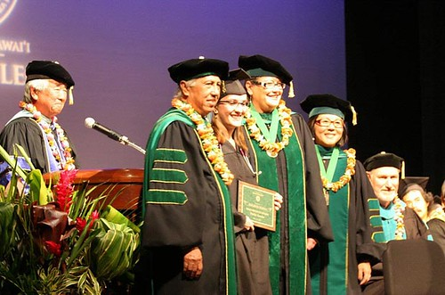 <p>Maui College celebrated commencement on May 13</p>