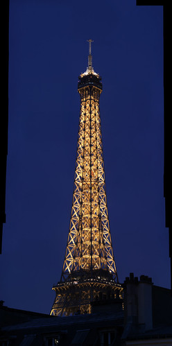la tour Eiffel ~ Creative Commons Licensed