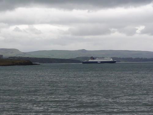 P&O Ferry Larne