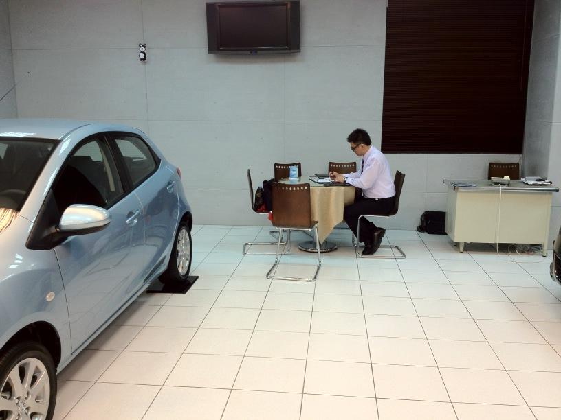 Mazda 展間_3
