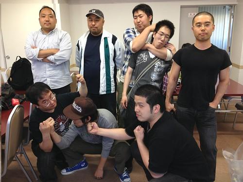 LMC Chiba 415th : Top 8