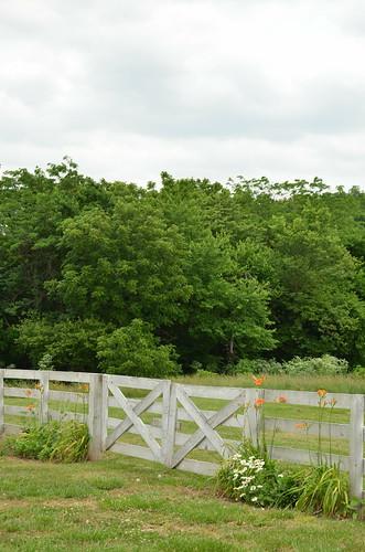 fence gate gates mo missouri woodenfence ozarks woodfence historicsite ashgrove statehistoricsite nathanboone