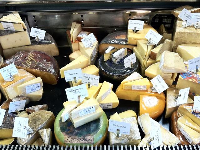 Cheese @ Dean & DeLuca
