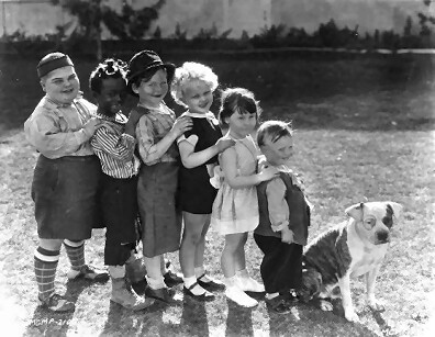 Name Of The Dog On Little Rascals