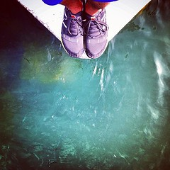 standing on the shore, waiting for the ship in call #fromwhereirun #cornered