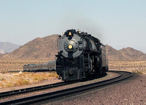 無料写真素材, 乗り物・交通, 電車・列車, 蒸気機関車・SL, 風景  アメリカ合衆国