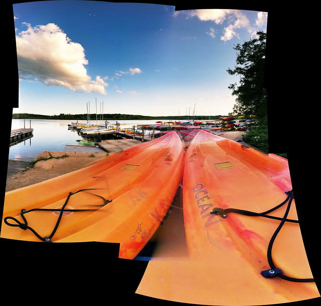 Ways of Seeing with Autostitch