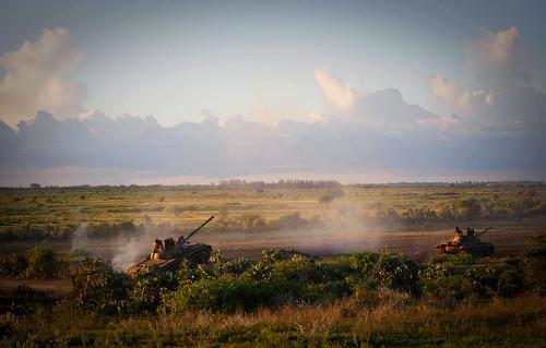 africa panorama news landscape military photojournalism unitednations conflict somalia tanks unphoto insurgent hornofafrica extremist afgooye shabelle amisom alshabaab