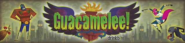 Guacamelee for PS3 and PS Vita