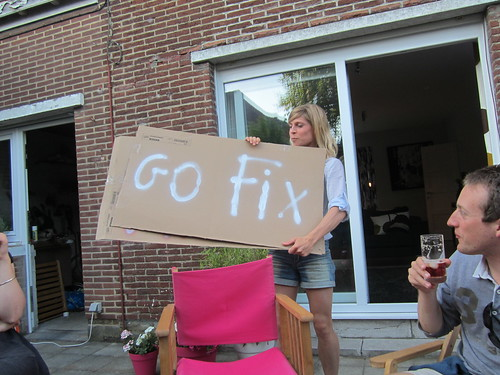 Support team Fix