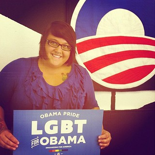 Audrey, Jacksonville, LGBT, fellow, volunteer