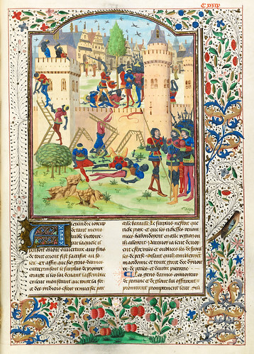 017-Quintus Curtius The Life and Deeds of Alexander the Great- Cod. Bodmer 53- e-codices Fondation Martin Bodmer