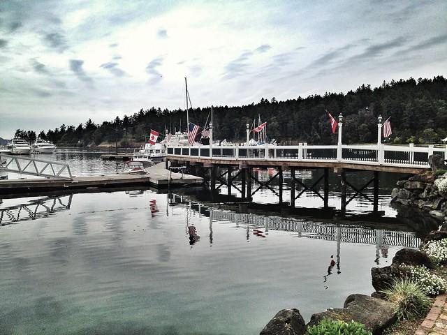 Docks of Roche Harbor