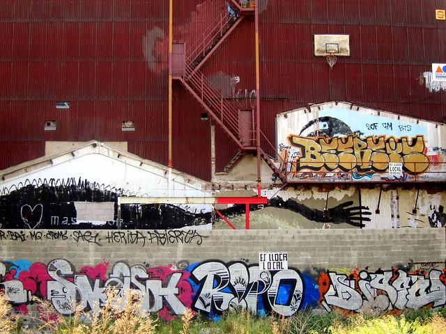 streetart | barcelona 2012