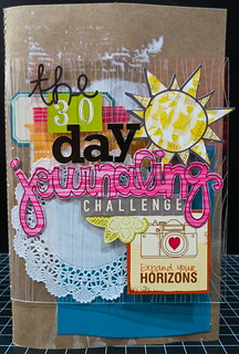 The 30 Day Journaling Challenge Prompt 1