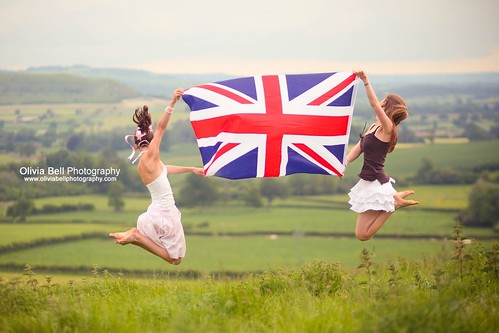 Jump for Great Britain - Jump #84 of #100