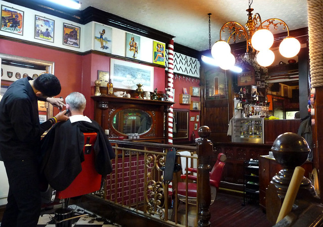 Gallaghers Pub and Barbers_Chester Street_Birkenhead_May12? Flickr ...