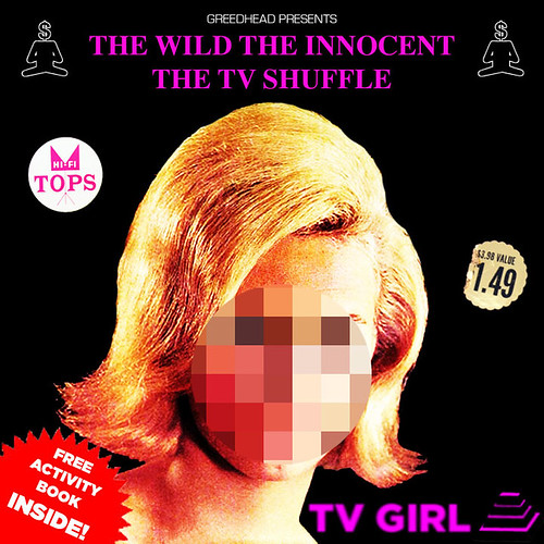 Check it here: http://tvgirl.bandcamp.com/album/the-wild-the-innocent-the-tv-shuffle by VLNSNYC