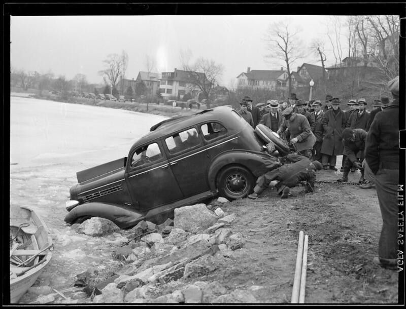 Auto wrecks