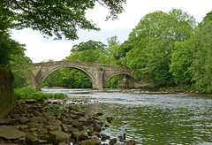 Old Bridge, Ilkley by Tim Green aka atoach