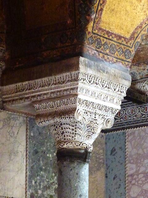 Istanbul - avril 2012 - jour 5 - 055 - Sainte-Sophie (Ayasofya Cami Müzesi)