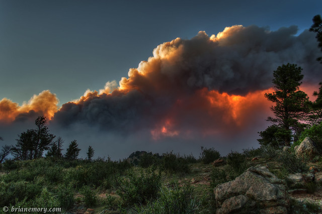 Colorado Wild Fire