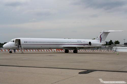 N787TW Ameristar MD-83
