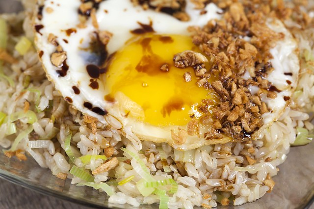 Jean-Georges Vongerichten's Ginger Fried Rice | Spache the Spatula