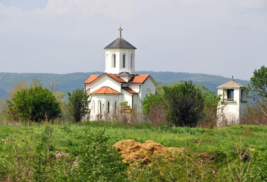 Serbia-0419 - Serbian Countryside