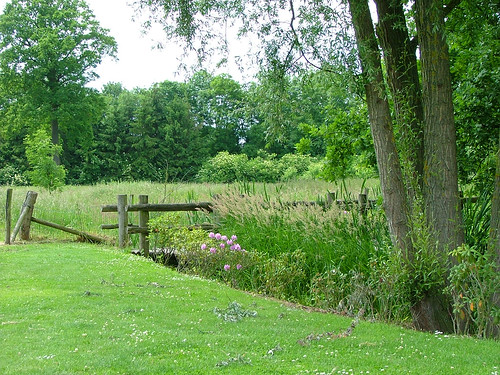 Garten Kasteel Gerlach