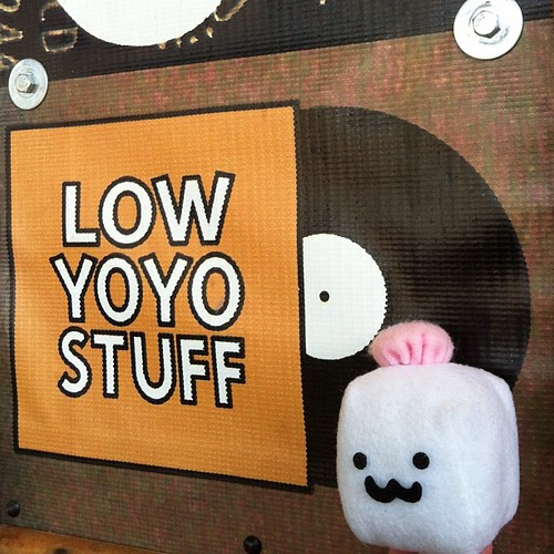 Tofu Baby at Low Yo Yo Stuff.