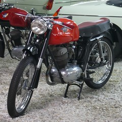 MV Agusta unknown red vl