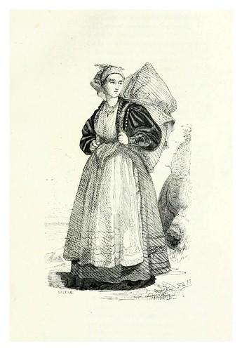 018-la nodriza-Los españoles pintados por si mismos-Tomo I-1843- Editado por Ignacio Boix